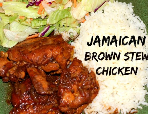 Jamaican Brown Stew Chicken
