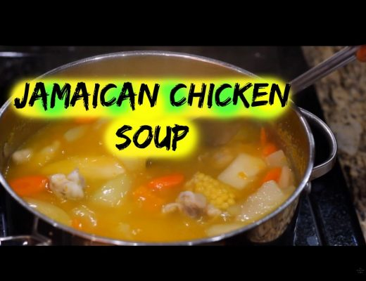 Jamaican Chicken Soup Recipe