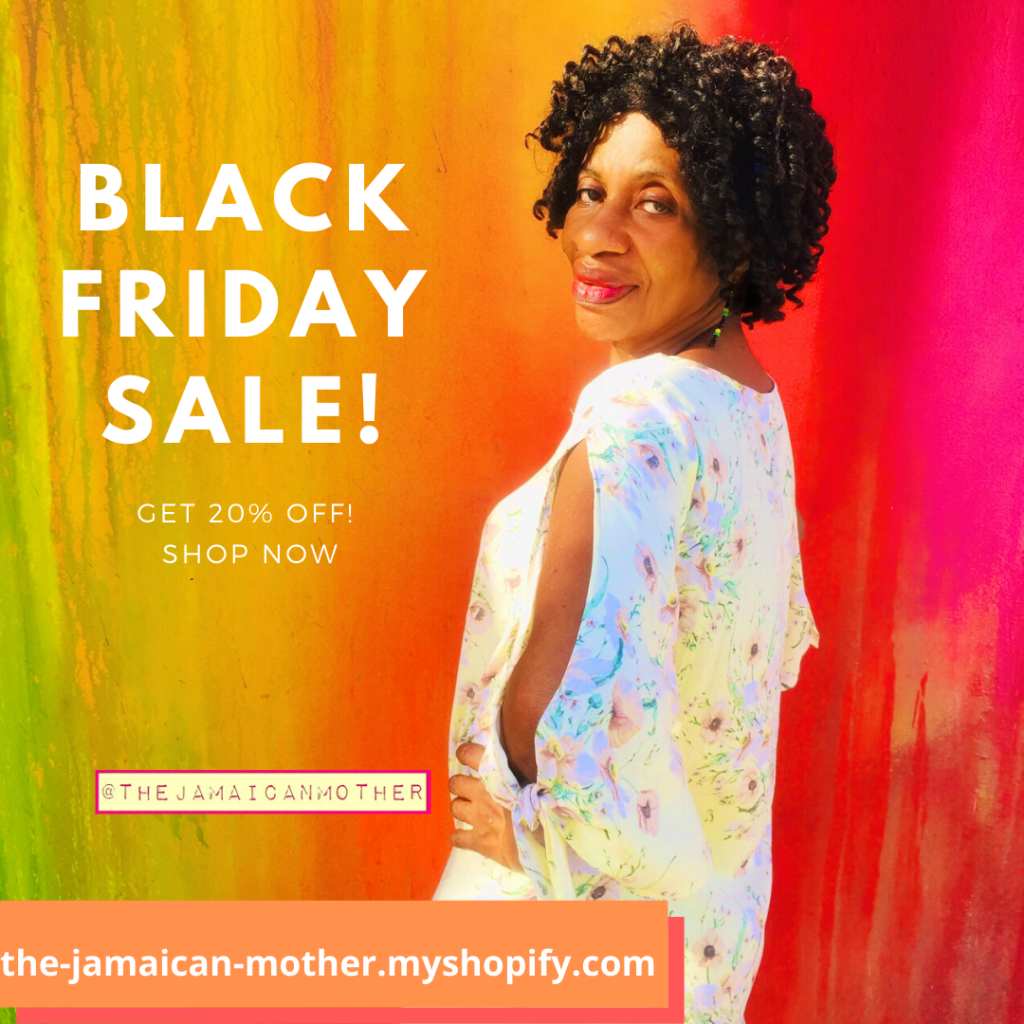 Black Friday Sale on One Love Merchandise